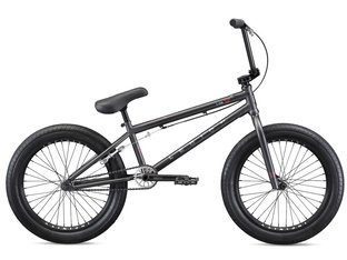 "Mongoose ""Legion L100"" 2020 BMX Bike - Black"
