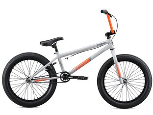 "Mongoose ""Legion L20"" 2020 BMX Bike - Grey"