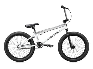 "Mongoose ""Legion L20"" 2021 BMX Rad - White"