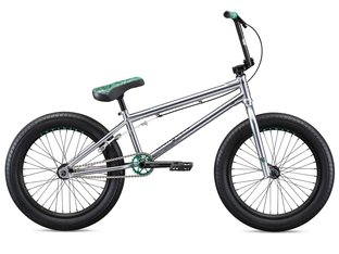 "Mongoose ""Legion L500 FC"" 2020 BMX Bike - Chrome 