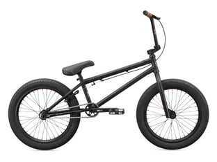 "Mongoose ""Legion L500 FC"" 2021 BMX Rad - Black 