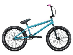 "Mongoose ""Legion L60"" 2019 BMX Bike - Aqua"