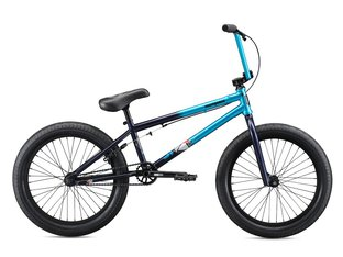 "Mongoose ""Legion L80"" 2020 BMX Rad - Purple/Teal"