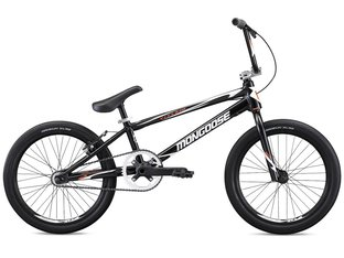 "Mongoose ""Title Elite Pro XL"" 2020 BMX Race Bike - Black"
