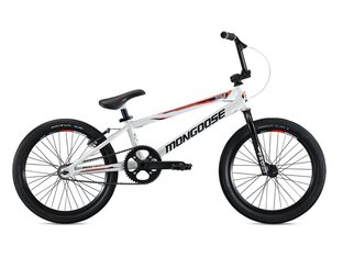 "Mongoose ""Title Elite Pro XXL"" 2019 BMX Race Bike - White"