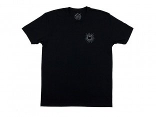 "Mutiny Bikes ""Lesser God"" T-Shirt - Black"