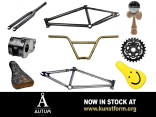 Autum bikes 2018 Parts - arrived!
