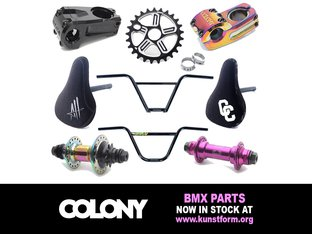 Colony BMX Parts - Auf Lager!