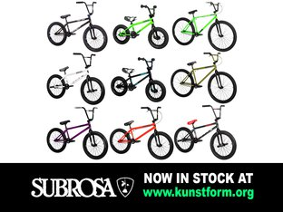 Subrosa Bikes 2019 - In stock!