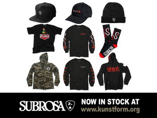 Subrosa Softgoods 2018 - In stock!