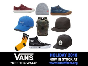 Vans Holiday 2018 - In stock!