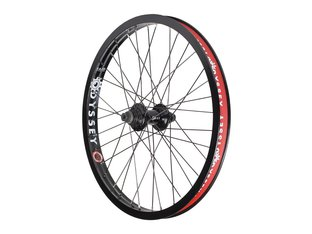 "Odyssey BMX ""Antigram V2 X Hazard Lite"" Rear Wheel"