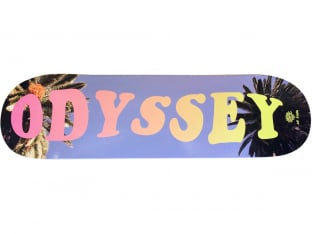 "Odyssey BMX ""At Ease 8.5"" Skateboard Deck"