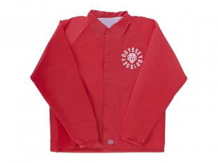 "Odyssey BMX ""Central Coach"" Jacke - Red"