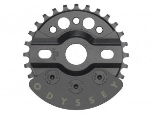 "Odyssey BMX ""Halfbash Guard"" Sprocket"