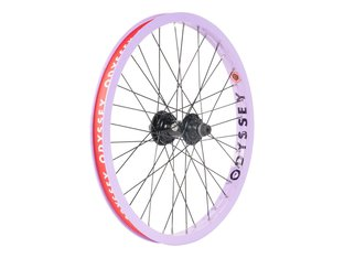 "Odyssey BMX ""Hazard Lite X Antigram V2 Cassette"" Rear Wheel"