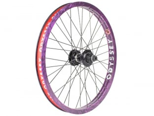"Odyssey BMX ""Hazard Lite X Clutch V2"" Freecoaster Rear Wheel"