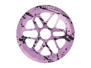 "Odyssey BMX ""La Guardia Limited Edition"" Sprocket - Splatter Color"