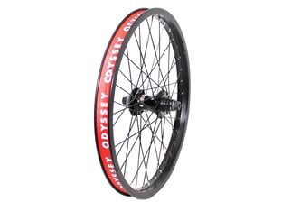"Odyssey BMX ""Quadrant X Clutch V2"" Freecoaster Rear Wheel"