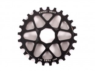 "Odyssey BMX ""Tom Dugan Fang"" Sprocket - Socket/Spline Drive"