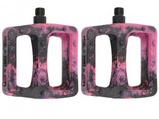 "Odyssey BMX ""Twisted Pro"" Pedals - Swirl Colors"