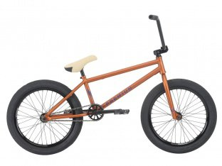 "Premium ""Duo"" 2018 BMX Rad - Matt Copper"