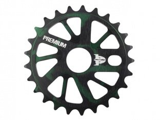 "Premium ""GnarStar"" Sprocket - Smoke Colors"