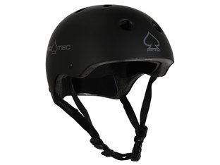 "ProTec ""Classic Certified"" Helm - Matte Black"