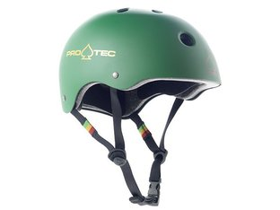 "ProTec ""Classic Certified"" Helm - Matt Green"