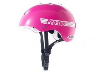 "ProTec ""Classic"" Helm - Pink"