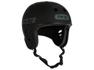 "ProTec ""Full Cut Certified"" Helm - Matte Black"