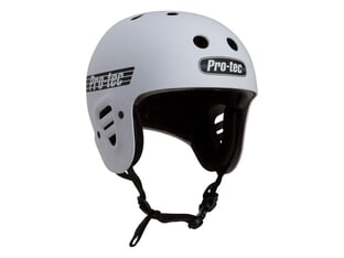 "ProTec ""Full Cut Certified"" Helm - Matte White"