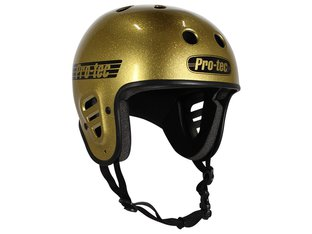 "ProTec ""Full Cut Certified"" Helmet - Metallic Gold"