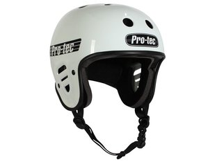 "ProTec ""Full Cut Certified"" Helm - White"