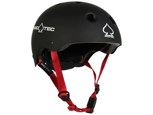 "ProTec ""Junior Classic Certified"" Helm - Matt Black"