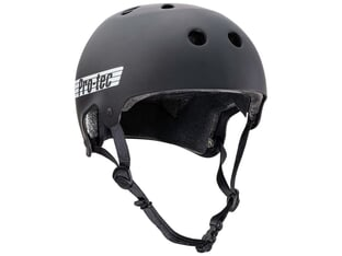 "ProTec ""Old School Chase Hawk Certified"" Helm - Black"