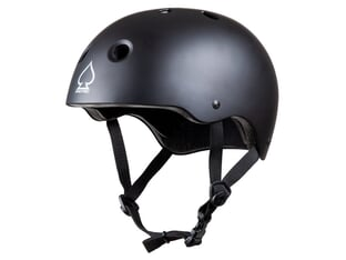 "ProTec ""Prime Certified"" Helm - Matt Black"