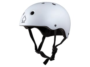 "ProTec ""Prime Certified"" Helm - Matt White"