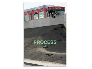 "Process ""Vol. 1"" BMX Magazine"