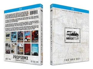 "Props ""Megatour Box Set"" Blu-Ray"