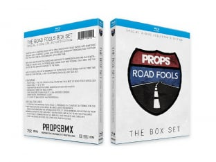 "Props ""Road Fools Box Set"" Blu-Ray"