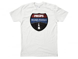 "Props ""Roadfools"" T-Shirt"