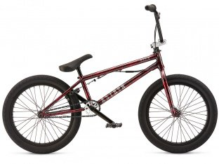 "Radio Bikes ""Astron"" 2017 BMX Rad - Black/Red Splatter"