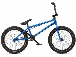 "Radio Bikes ""Astron"" 2017 BMX Rad - Blue Chrome"