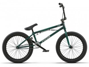 "Radio Bikes ""Astron"" 2018 BMX Bike - Black/Green Splatter"