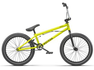 "Radio Bikes ""Astron FS"" 2019 BMX Rad - Metallic Yellow"