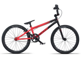 "Radio Bikes ""Cobalt Expert"" 2019 BMX Race Rad - Black/Red"
