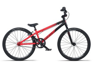 "Radio Bikes ""Cobalt Junior"" 2019 BMX Race Rad - Black/Red"