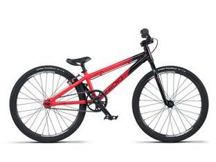 "Radio Bikes ""Cobalt Mini"" 2019 BMX Race Bike - Black/Red"