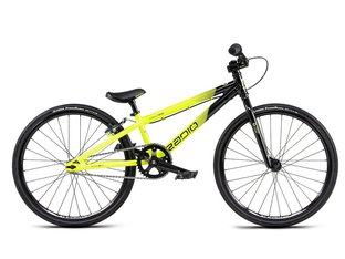 "Radio Bikes ""Cobalt Mini"" 2020 BMX Race Bike - Black/Neon Yellow"